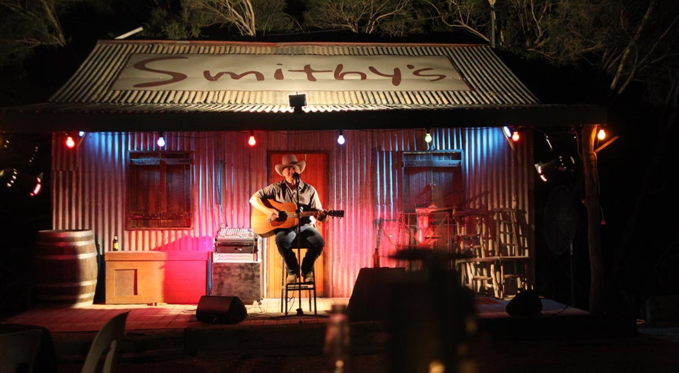 smithys outback dinner and show