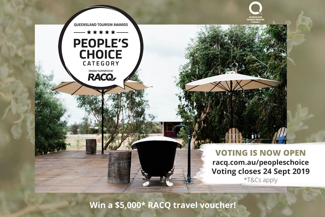 2019 RACQ peoples choice awards